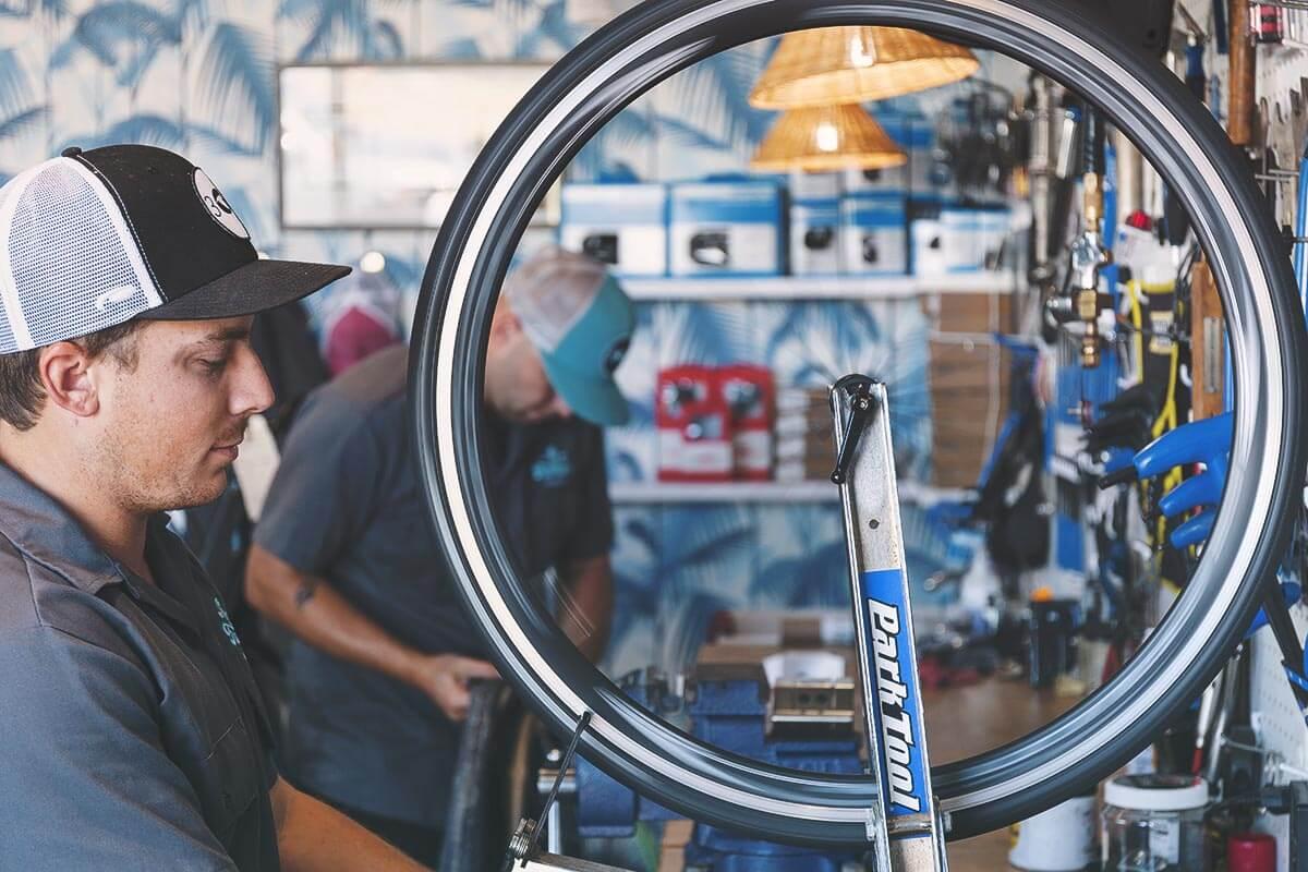 30a Bike Service