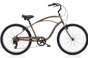 Electra Cruiser 7D - Step-Over