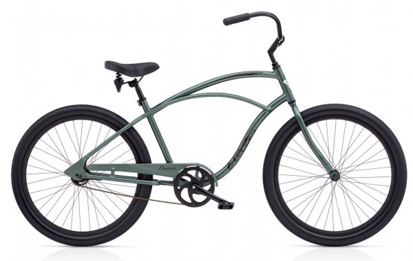 Electra Cruiser Lux 1 - Step-Over