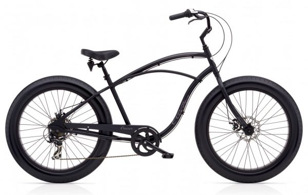 Electra Cruiser Lux Fat Tire 7D - Step-Over