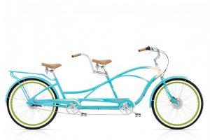 Electra Cruiser - Tandem 7i - Stepover