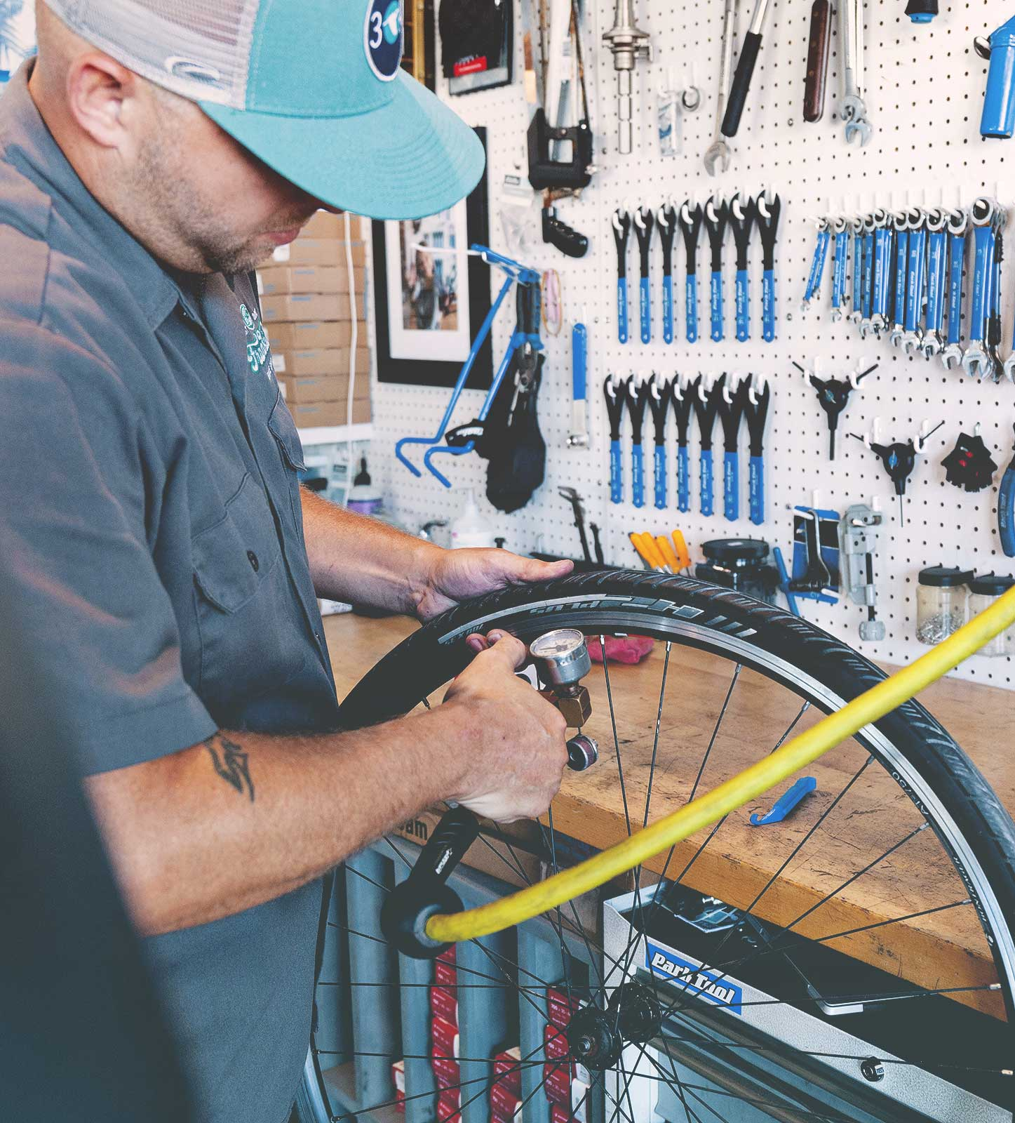 30a Bike Service and Repair