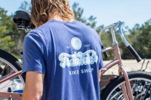 Frankies T-Shirt Model
