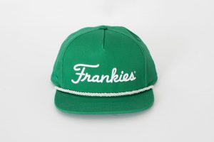 Frankie's Rope Hat Green