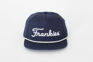 Frankie's Rope Hat Navy