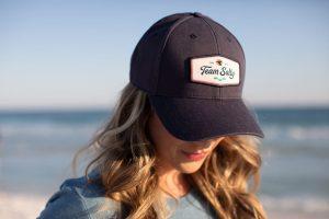 Team Salty Official Hat Model