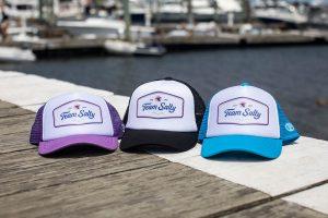 Team Salty Kids Trucker Hat